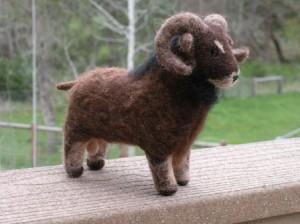 Emmett in miniature